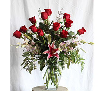 The Rose Spectacular in Macon GA, Lawrence Mayer Florist