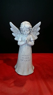 ANGEL - ALWAYS IN OUR HEARTS in Bay City MI, Keit's Flowers