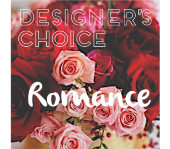 Romantic Designer Choice in Jonesboro AR, Posey Peddler
