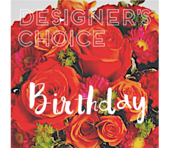 Birthday Designer Choice in Jonesboro AR, Posey Peddler
