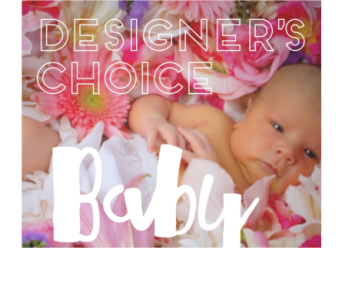 Baby Blooms Designer Choice in Jonesboro AR, Posey Peddler