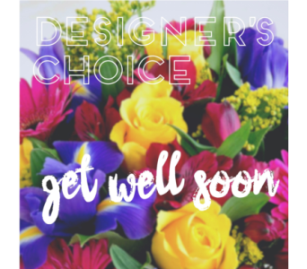 Get Well Designs in Jonesboro AR, Posey Peddler