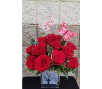 Tree of Love in Tampa FL, A Special Rose Florist