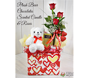From The Heart Package in Pendleton IN, The Flower Cart