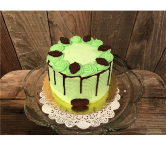 Mint Cake in Portland OR, Portland Bakery Delivery