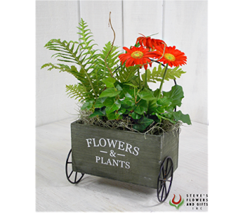 Garden Favorites in Pendleton IN, The Flower Cart