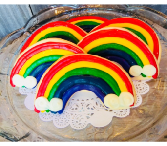 Rainbow Cookies in Portland OR, Portland Bakery Delivery