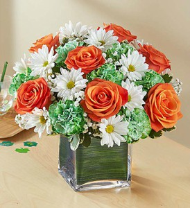 Irish Blessings Bouquet by 1800flowers in Las Vegas NV, A French Bouquet