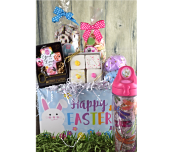 Happy Easter Box in Jonesboro AR, Posey Peddler
