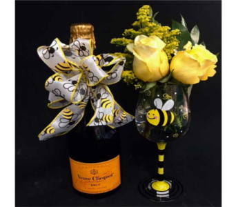 Bumble Bee  Gift Set in Portland OR, Portland Florist Shop