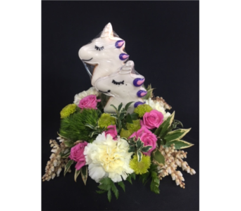 Unicorn Cookie Bouquet in Portland OR, Portland Florist Shop