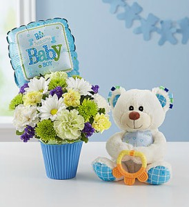 Lotsa Love Welcome Baby Boy in Las Vegas NV, A French Bouquet