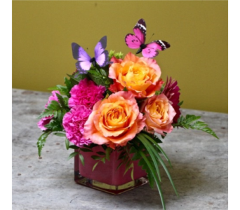 Charm Bouquet in Kingston ON, Pam's Flower Garden