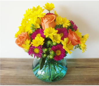 Bright and Beautiful in Nashville TN, Flowers By Louis Hody