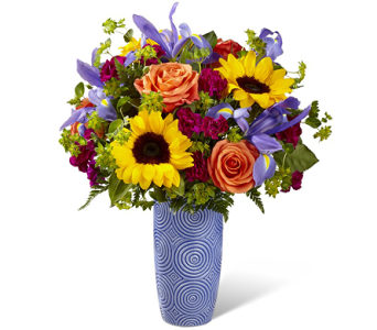FTD� Touch of Spring� Bouquet  in Birmingham AL, Norton's Florist