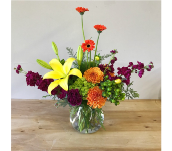 Summer Explosion in Walla Walla WA, Holly's Flower Boutique