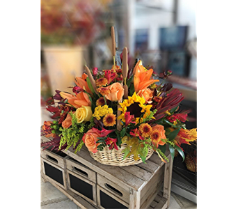Bountiful Basket in Macon GA, Lawrence Mayer Florist