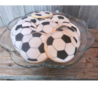 Soccer Cookies in Portland OR, Portland Bakery Delivery
