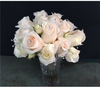 White Roses in Portland OR, Portland Florist Shop