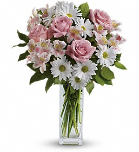 Sincerely Yours Bouquet by Teleflora in Campbell CA, Jeannettes Flowers