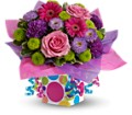 Teleflora's Confetti Present in Flemington NJ Flemington Floral Co. & Greenhouses, Inc.
