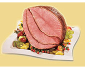 Whole Spiral Sliced Bone In Ham (11-16 lbs.) in Dallas TX, Petals & Stems Florist
