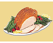Boneless Turkey Whole Breast (9 lbs.) in Dallas TX, Petals & Stems Florist