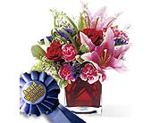 Delightful Romance<br>Award Winning Design in Wichita&nbsp;KS, Tillie's Flower Shop