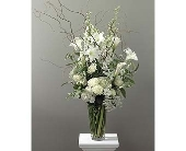 White Beauty in Portland, Oregon, Portland Florist Shop