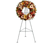 Wreath of Remembrance in Charlotte NC, Starclaire House Of Flowers Florist