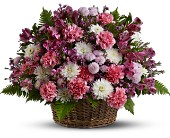 Garden Basket Blooms in Charlotte NC, Starclaire House Of Flowers Florist