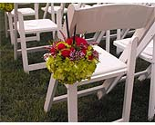 Wedding Ceremony in Johnstown, Pennsylvania, Westwood Floral