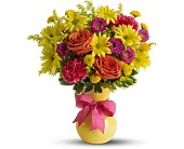 Teleflora's Hooray-diant! in Wichita KS, Tillie's Flower Shop
