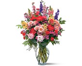 Sunshine and Smiles-Premium in Charlotte NC, Starclaire House Of Flowers Florist