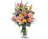 Timeless Pastels by Petals & Stems in Dallas TX, Petals & Stems Florist