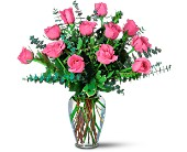 Mother's Roses in Dallas TX, Petals & Stems Florist