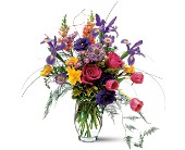 Spirited Springs by Petals & Stems. in Dallas TX, Petals & Stems Florist
