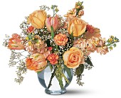 Merry Tangerine in Dallas TX, Petals & Stems Florist