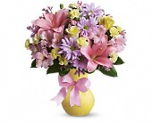 Teleflora's Simply Sweet in Charlotte NC, Starclaire House Of Flowers Florist