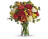 Citrus Kissed in Charlotte NC, Starclaire House Of Flowers Florist