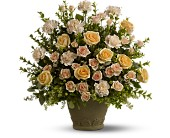 Teleflora's Rose Remembrance, picture