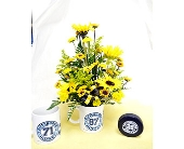 Pittsburgh Hockey Mug in Pittsburgh PA, Harolds Flower Shop