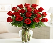 Long Stem Red Roses-18 Stems in El Cajon CA, Conroy's Flowers