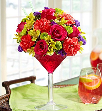 Sangria Bouquet, Ex Large in El Cajon CA, Conroy's Flowers