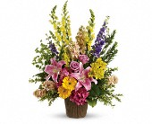 Glorious Grace Bouquet in Bay City, Michigan, Keit's Flowers