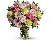 Teleflora's Wonderful You Bouquet in Ann Arbor MI, Lily's Garden
