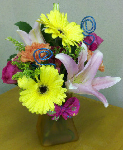 To Cheer you in Charlotte NC, Starclaire House Of Flowers Florist
