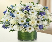 Cherished Memories - Blue and White in El Cajon CA, Conroy's Flowers