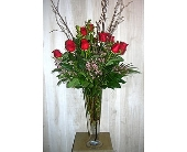 Make a statement in Dallas TX, Petals & Stems Florist