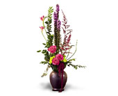 Fashionably Stunning in Dallas TX, Petals & Stems Florist